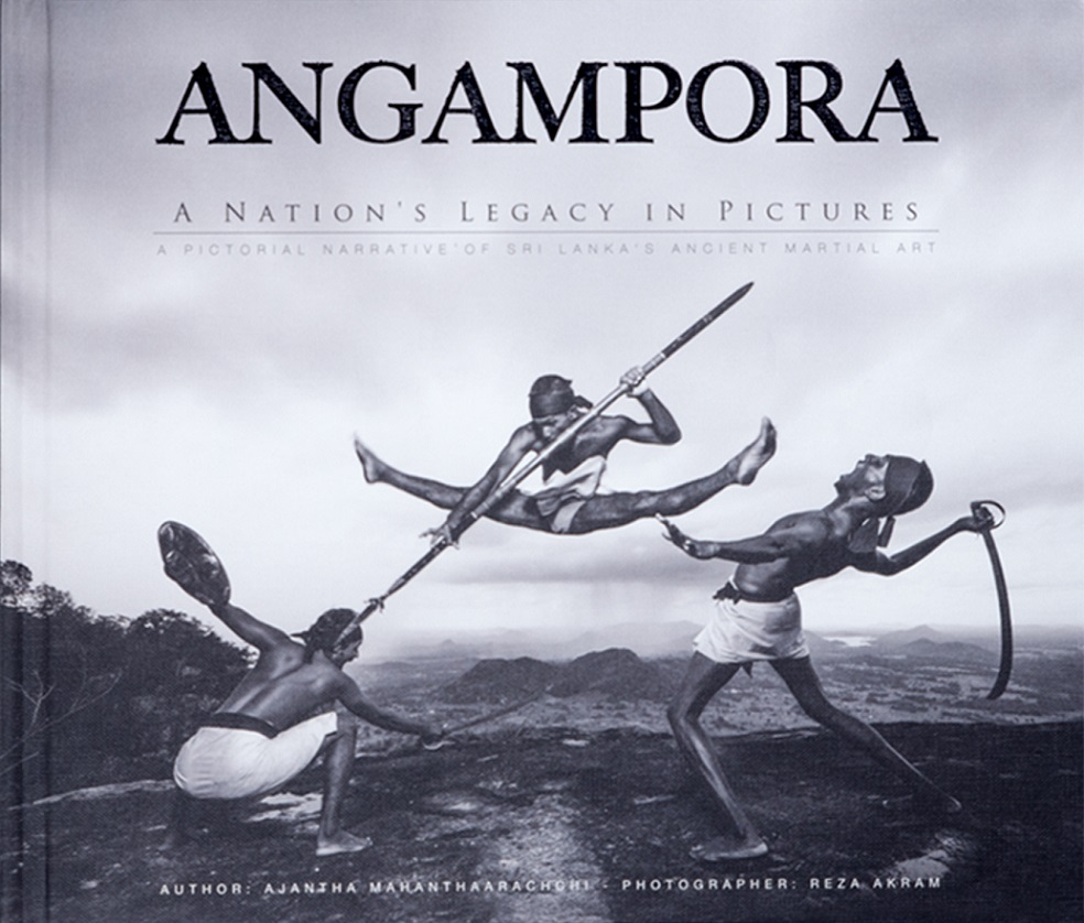 Angampora - A Nation's Legacy in Pictures