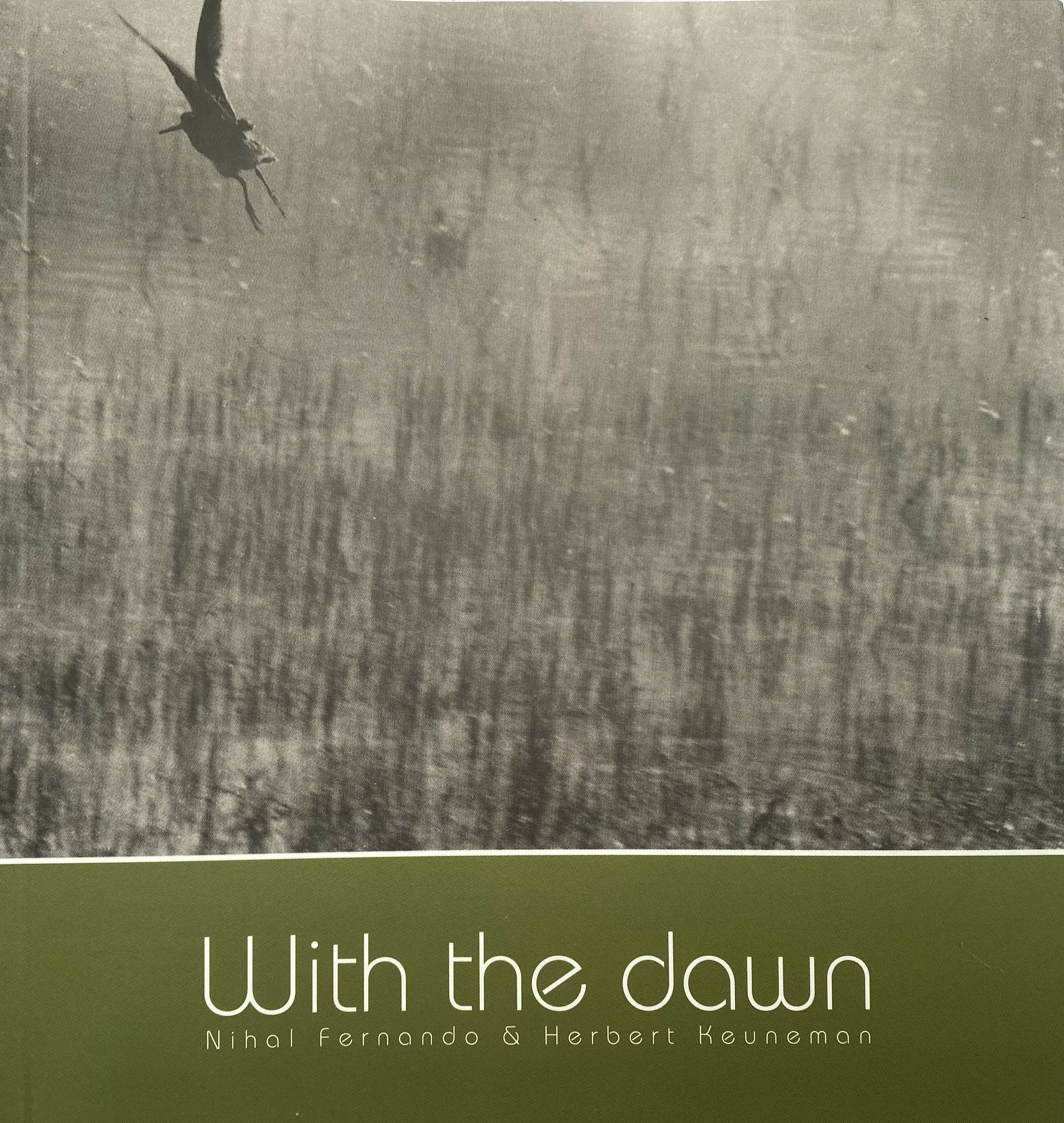 With the Dawn (Hardcover)