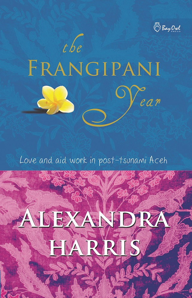The Frangipani Year