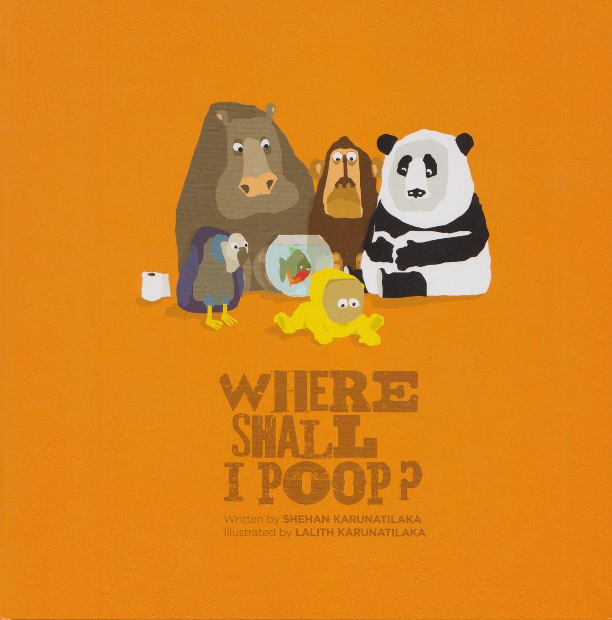 Where Shall I Poop?