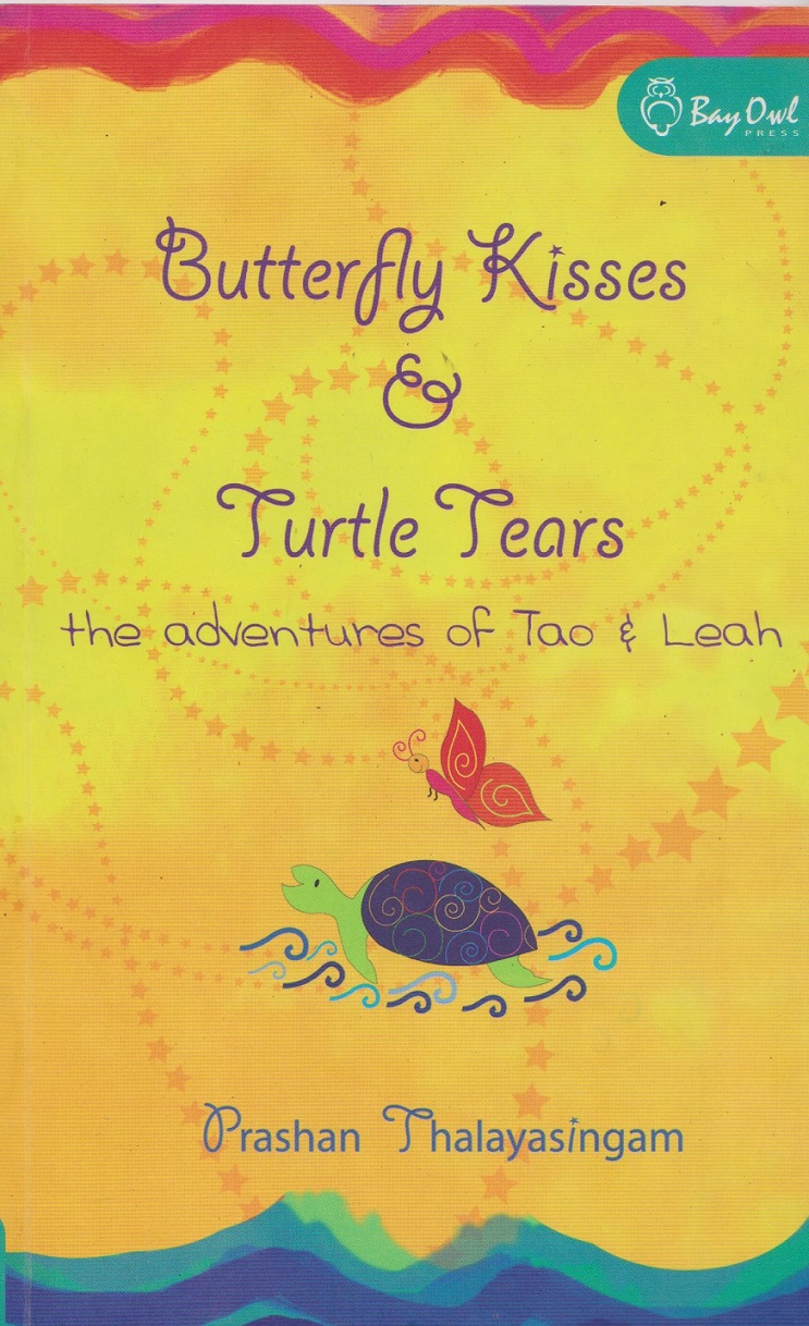 Butterfly Kisses and Turtle Tears: The adventures of Tao & Leah