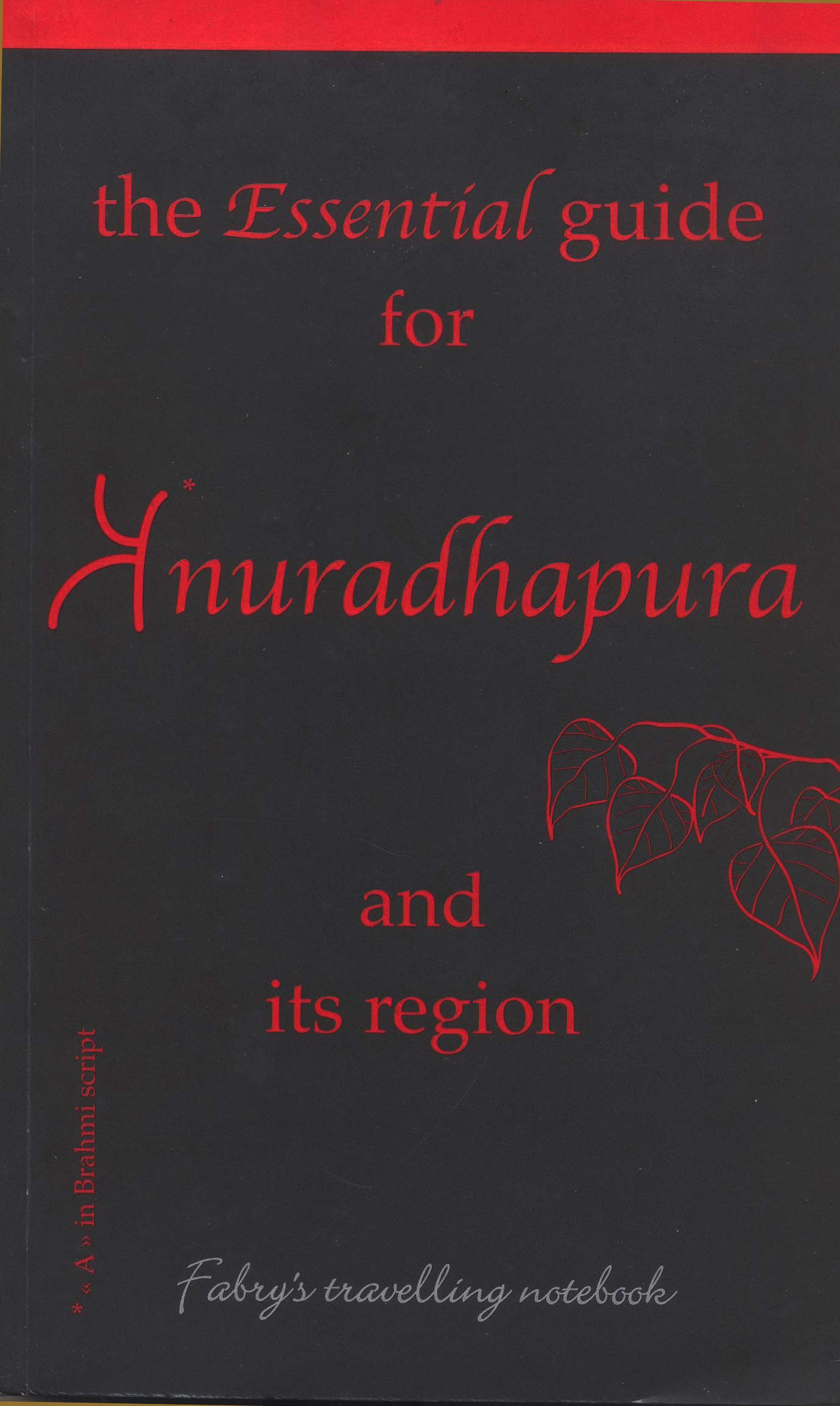 The Essential Guide for Anuradhapura and its region
