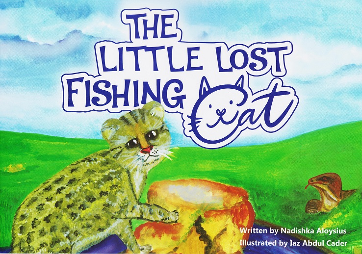 The Little Lost Fishing Cat