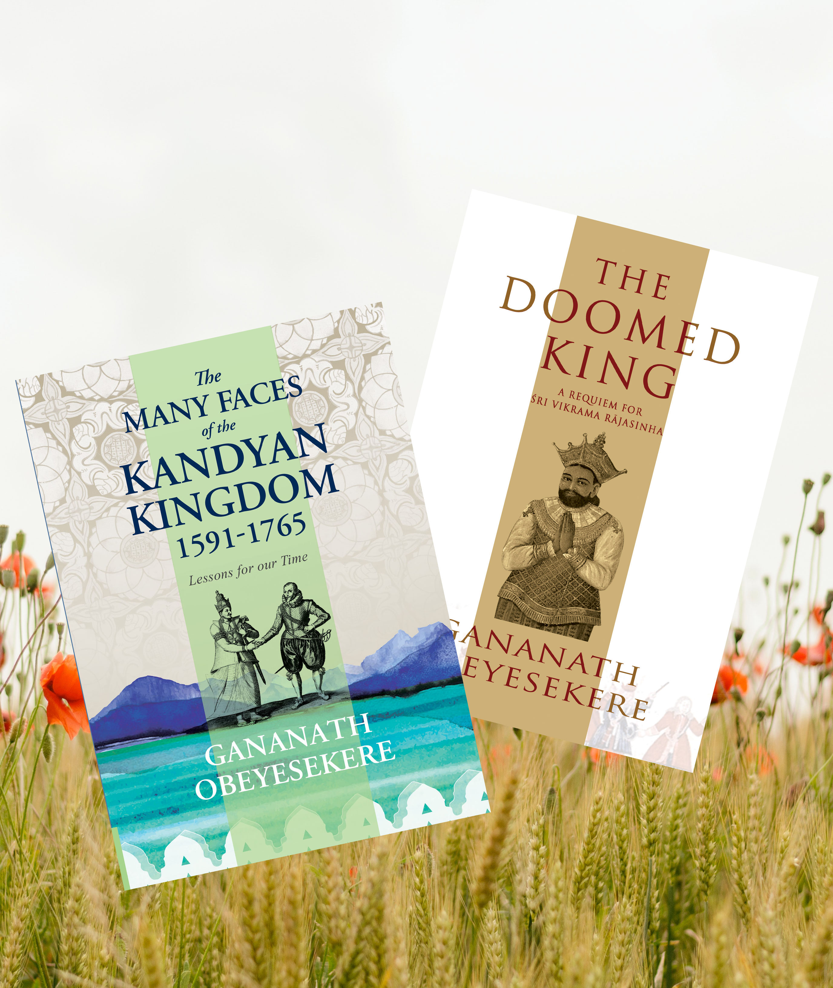 BUNDLE: The Many Faces + The Doomed King